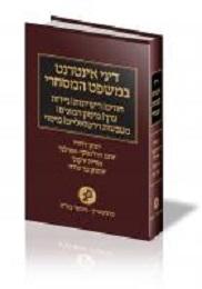 ספר דיני אינטרנט במשפט המסחרי